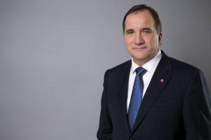 Statsminister Stefan Löfven Statsrådsberedningen
